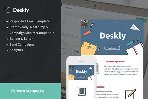 Deskly + StampReady builder