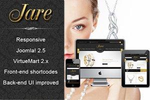 SJ Jare - Luxury ecommerce template