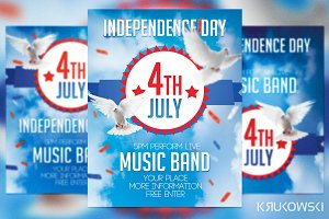 4th July Flyer