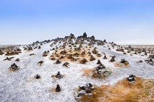 Amazing landscape on Iceland