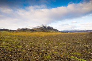 Amazing landscape on Iceland
