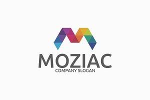 Moziac - Letter M Logo