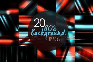 80's Background Images
