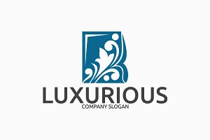 Luxurious Logo