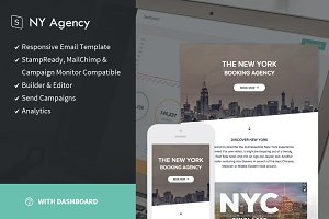 New York Agency + StampReady Builder