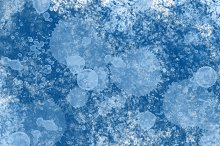 Background blue drops. Texture