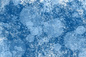 Background blue drops. Texture