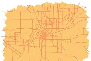 Atlanta Base Map