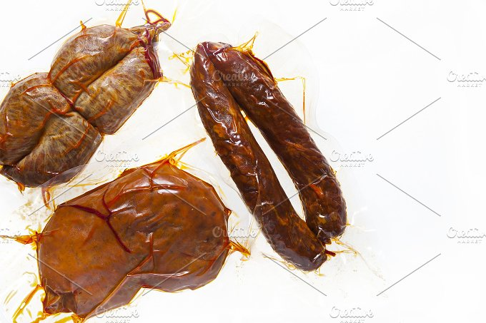 deli meats. various types  - Food & Drink