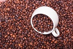 Roasted arabic coffee