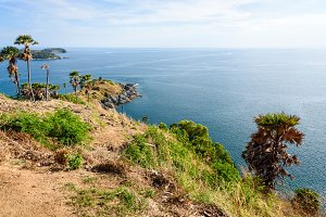 Laem Phromthep Cape in Phuket