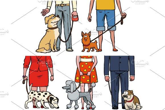 Cartoon Dog Show