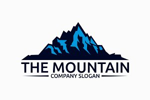 The Mountain Logo