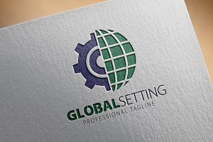 Global Settings Logo