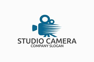 Studio Camera Logo
