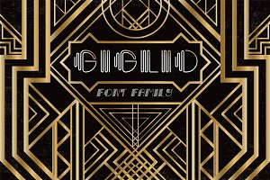Giglio Font Family