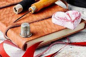 needlework and sewing