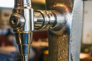 Tap beer dispenser