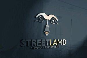 Street Lamp Logo