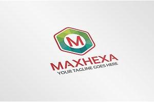 Max Hexa – Logo Template