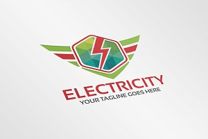 Electricity – Logo Template