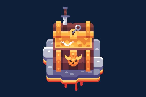 RPG Treasure Chest