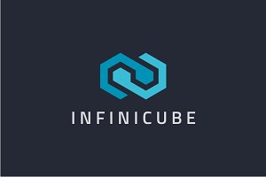 Infinite Cube Logo