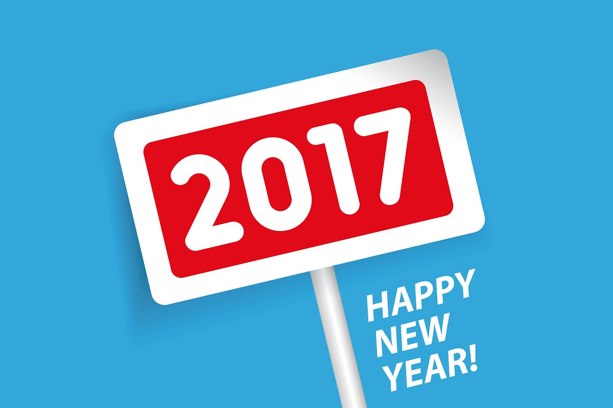 Happy new year 2017 in Graphics - product preview 8