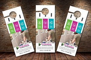 House Painter Service Door Hanger