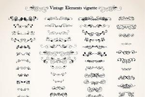 Vintage Elements vignette