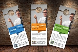 Business Adviser Door Hanger