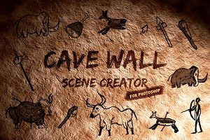 Cave Wall Scene Creator