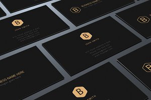 Luxury Business Cards 3 in 1