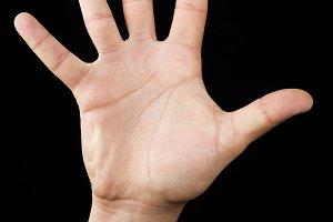 hands five
