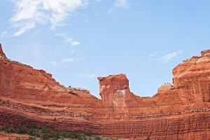Rock Formation in Sedona, Arizona