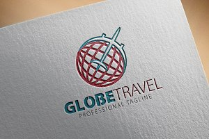 Globe Travel Logo