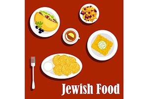 Vegetarian jewish food