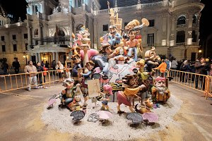 EDITORIAL: Fallas from Valencia