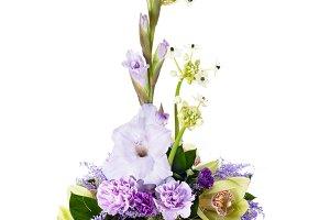 Flowers bouquet.