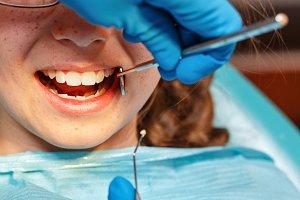 Dental clinic. Children's dentistry