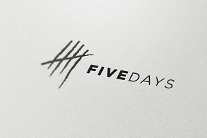 Five Days, Abstract Logo Concept