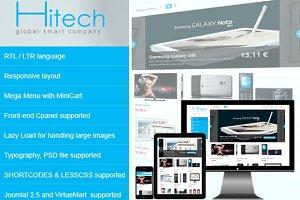 SJ AppStore HiTech with VirtueMart