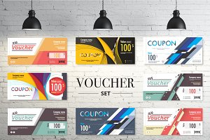 8 Business gift voucher bundle