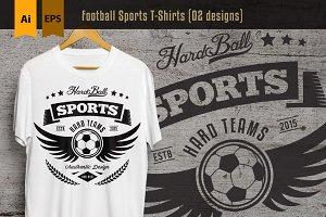 Football Sports T-Shirts