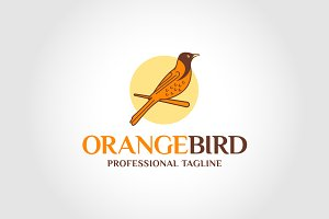 Orange Bird Logo