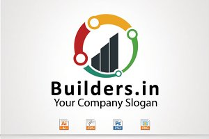 Builders.in Logo