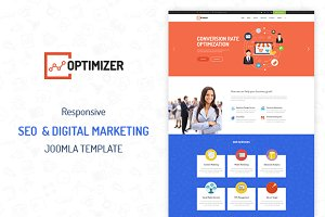 SEO Joomla Template ZT Optimizer