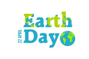Earth Day. Vector. Flat illustration