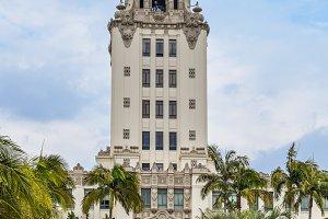 City Hall Beverly Hills, California