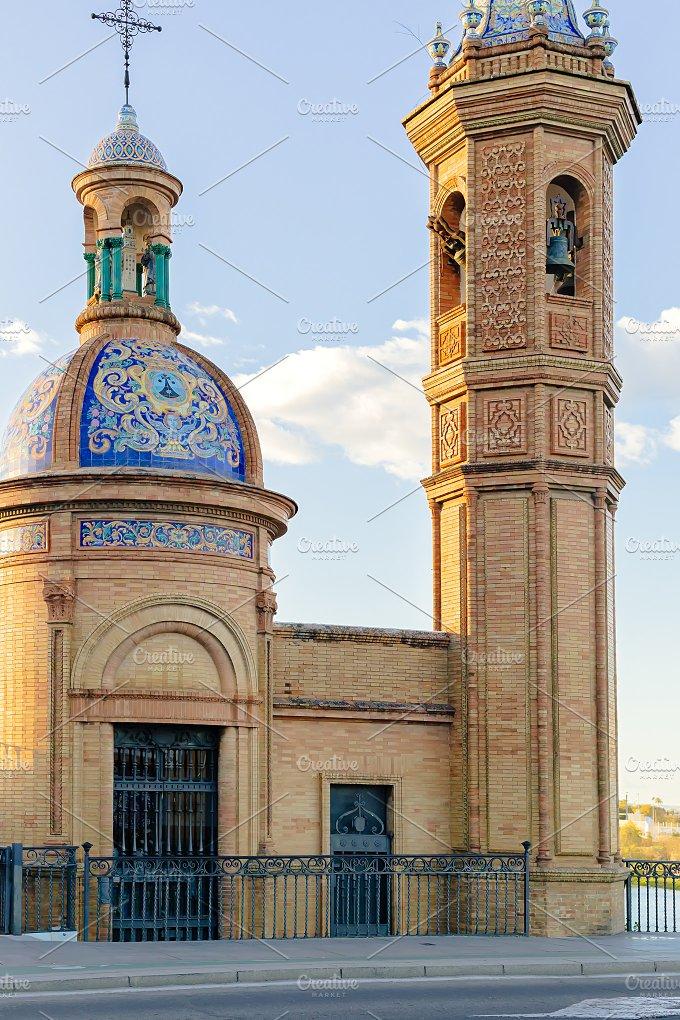 Chapel of El Carmen. Seville, Spain - Holidays